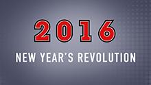 2016 New Year's Revolution