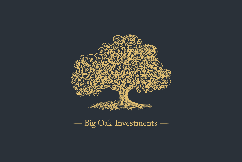 Big Oak Investments designed by Bang Nguyen
